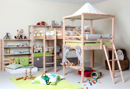 Fanta Camerette ~ Le camerette dei bambini u2013 vibel ҡıԁs ɾσσмѕ pinterest bunk bed
