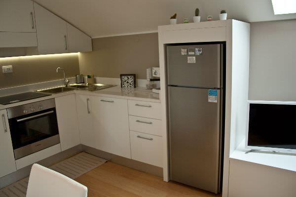 cucine ad angolo moderne piccole - Cerca con Google | Home ...