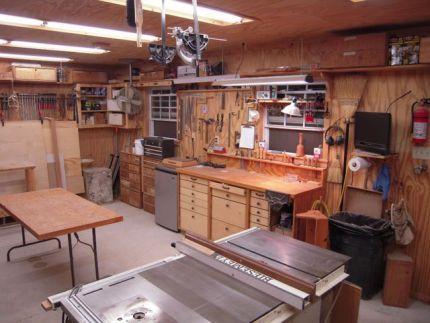 Urban Shop Shop Tours Fine Woodworking Woodworking Workshop Layout Woodworking Shop Woodworking Shop Layout