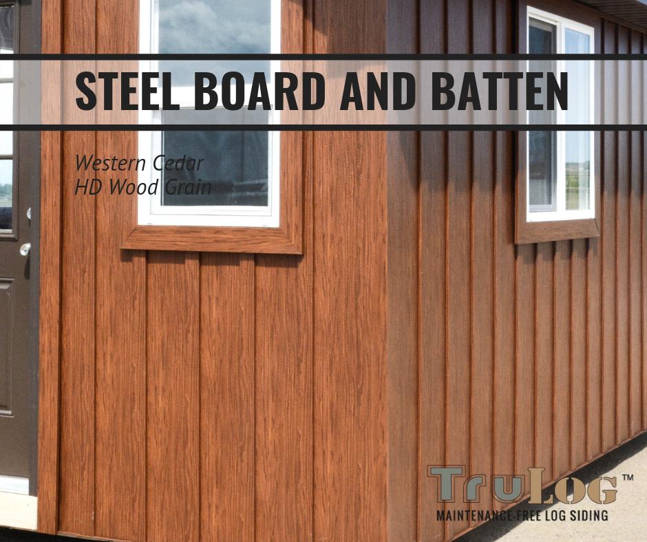 Steel Board And Batten Steel Siding Batten Board And Batten