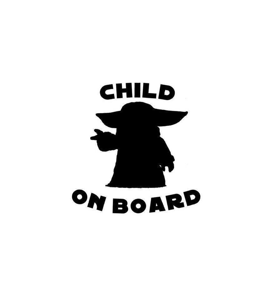 Star Wars Mandalorian Child On Board Vinyl Decal Etsy Vinyl Decals Star Wars Art Batman Kids [ 967 x 864 Pixel ]