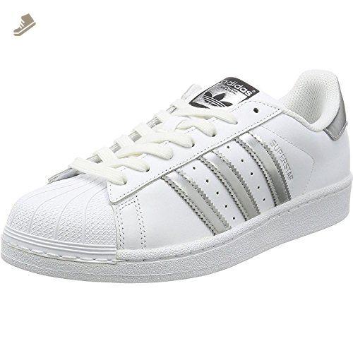 adidas Superstar Womens Trainers White