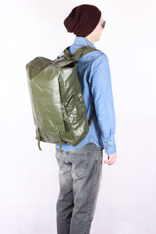 Waterproof Backpack, Large Bag, Army Rucksack, Military