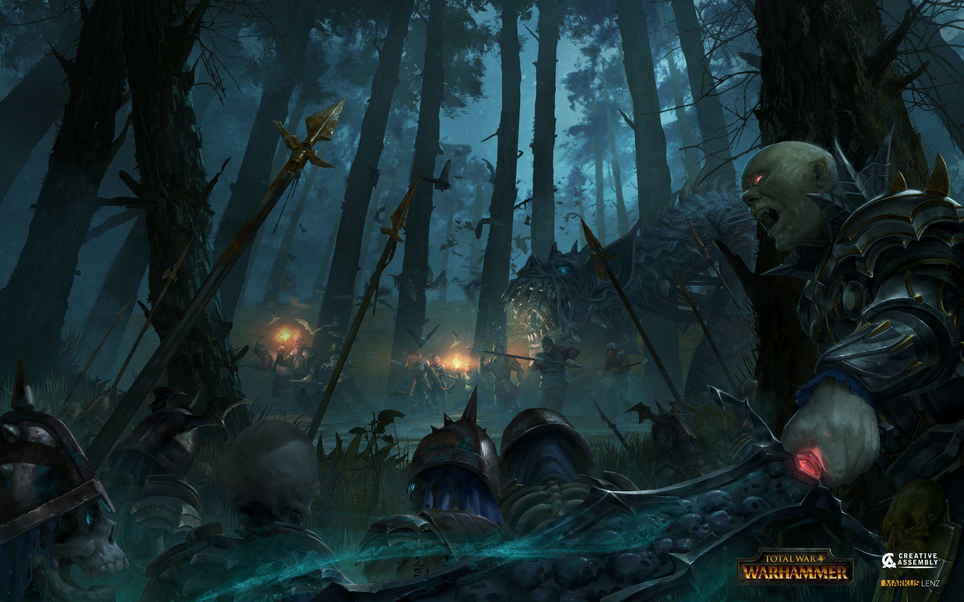 Tomb Kings Vampire Coast And Vampire Counts Vs Skaven