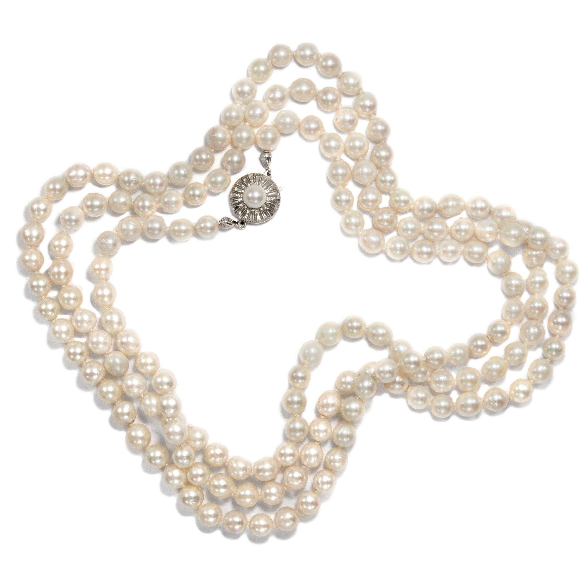 Antik schmuck perlenkette