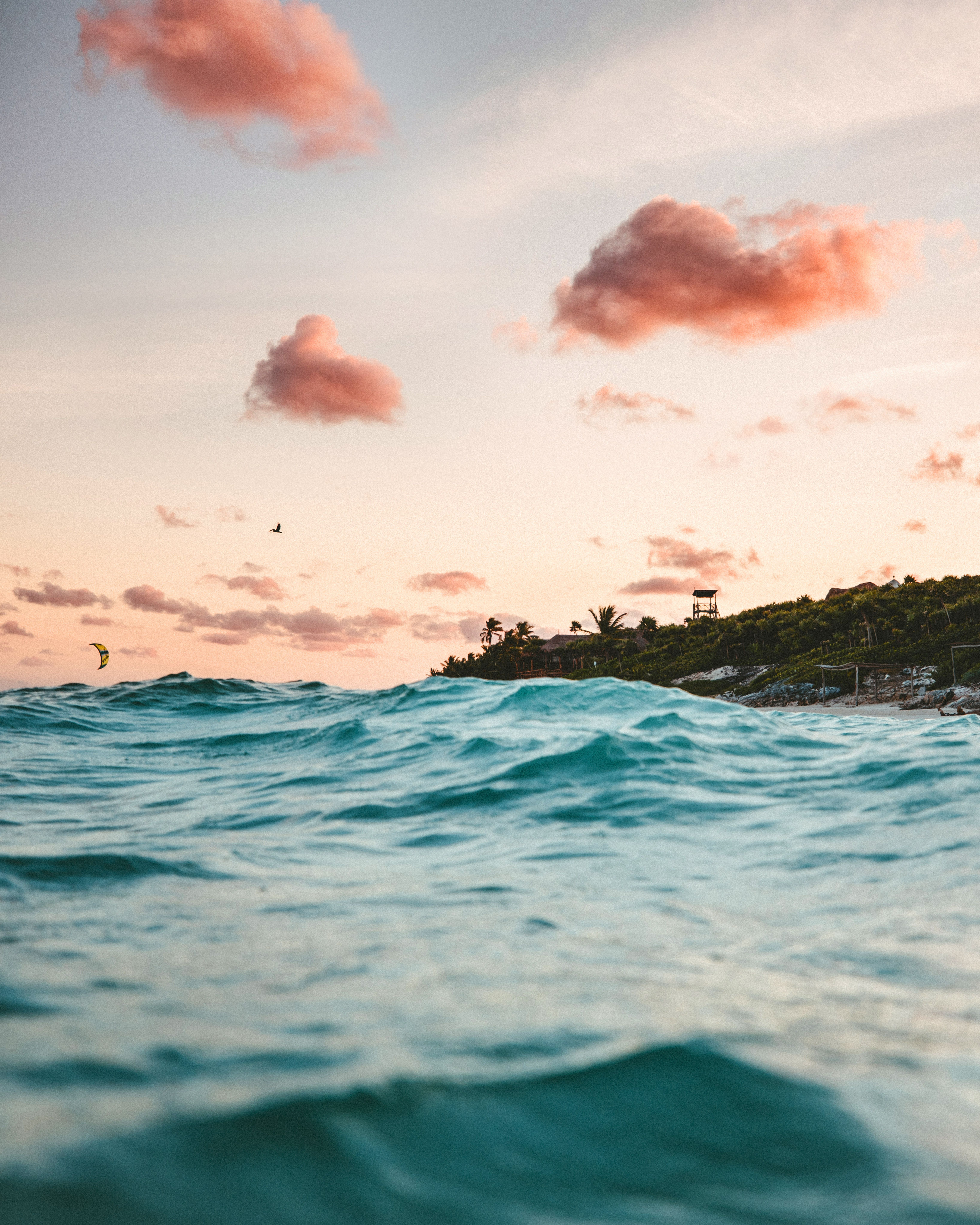 Tulum Mexico Photo By Earth Earth On Unsplash Waves Wallpaper Best Iphone Wallpapers Summer Waves