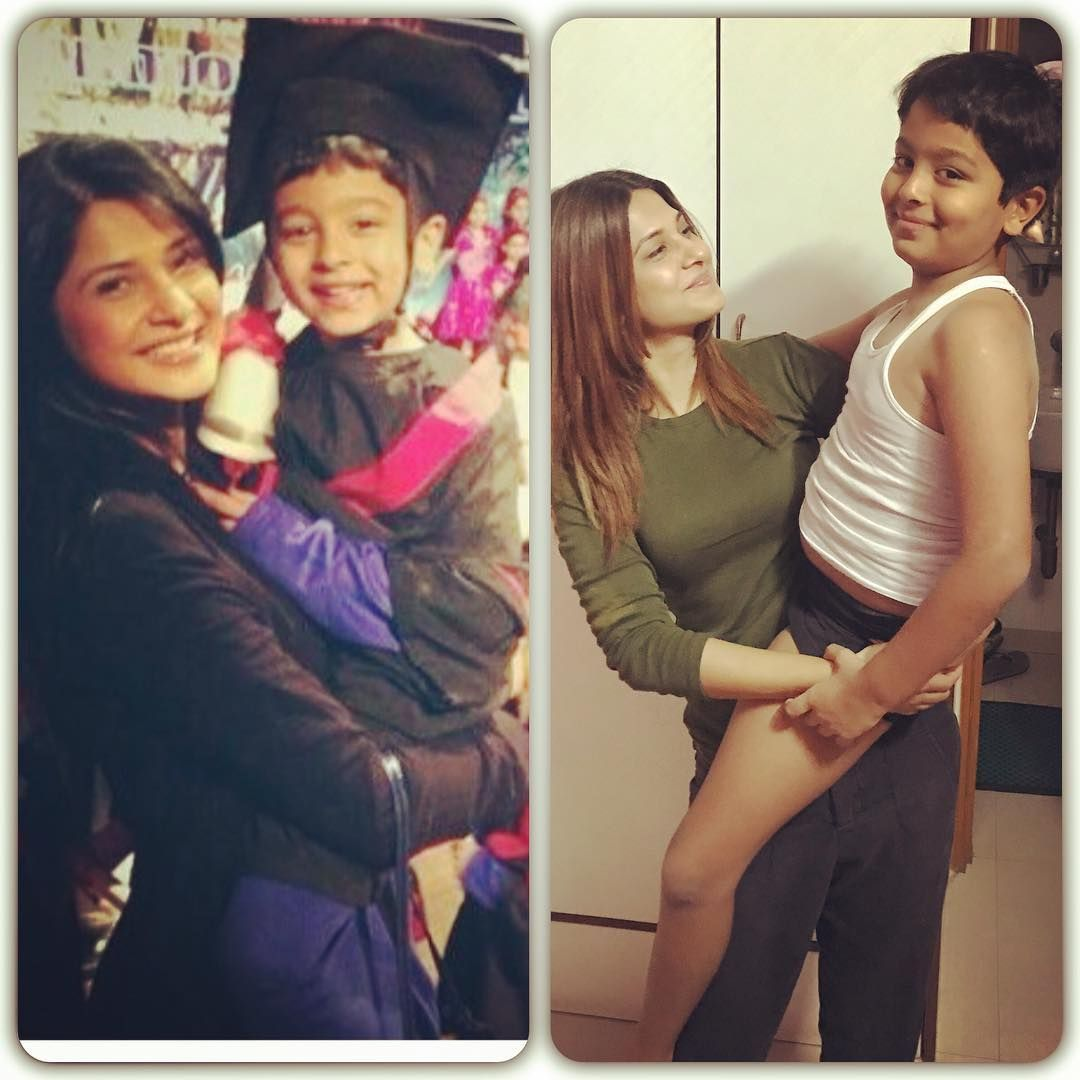 It S Like Growing Up Happened In A Heartbeat Missing You My Baby Boo I Know You Re My Li L Man Now That You Jennifer Winget Jennifer Winget Beyhadh Jennifer