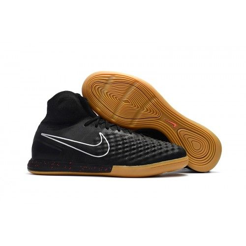 Comprar Zapatos De Futbol Sala Nike MagistaX Proximo II IC Baratas Online  Negras Marrones 85d2bc2db4