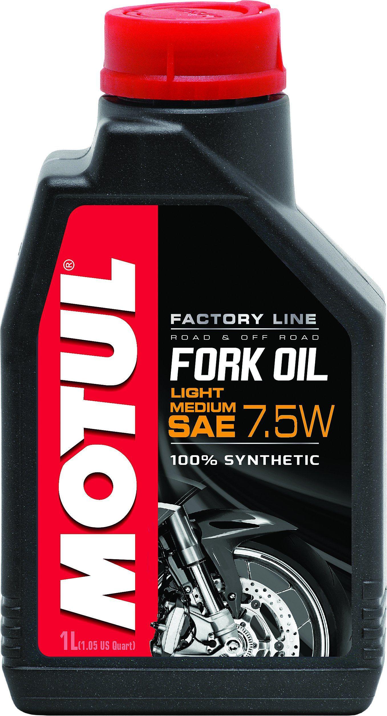 Fork Oil Factory Line 7 5w 1 L Motul 105926 Motul Oil Light Oils