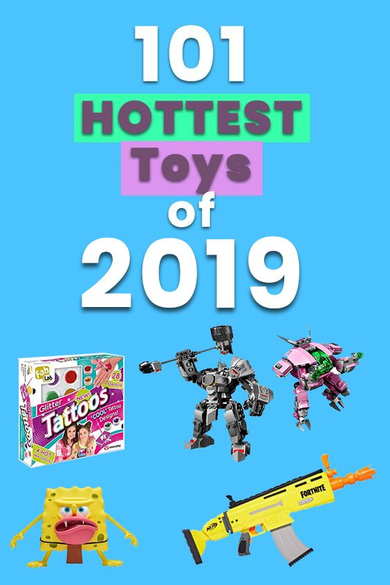 New Toys Christmas 2019.101 Hottest Toys For Christmas 2019 The Ultimate List