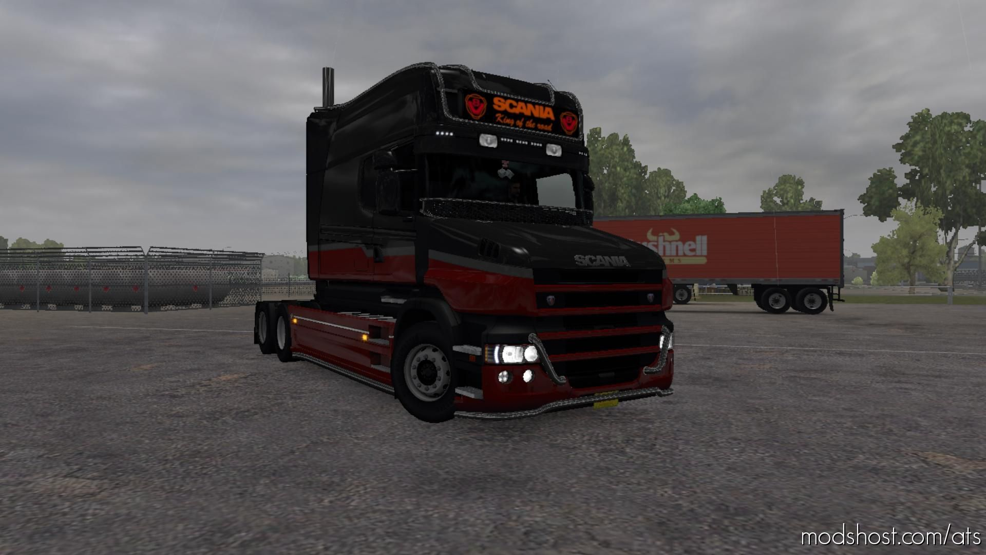 Download Scania T Version 05 08 18 Mod For American Truck