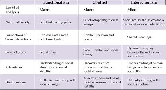 the conflict perspective in sociology essay Economic theory of conflict sociology essay many theories of conflict exist in explaining the nature of conflict in society the economic conflict theory, human needs theory of conflict.