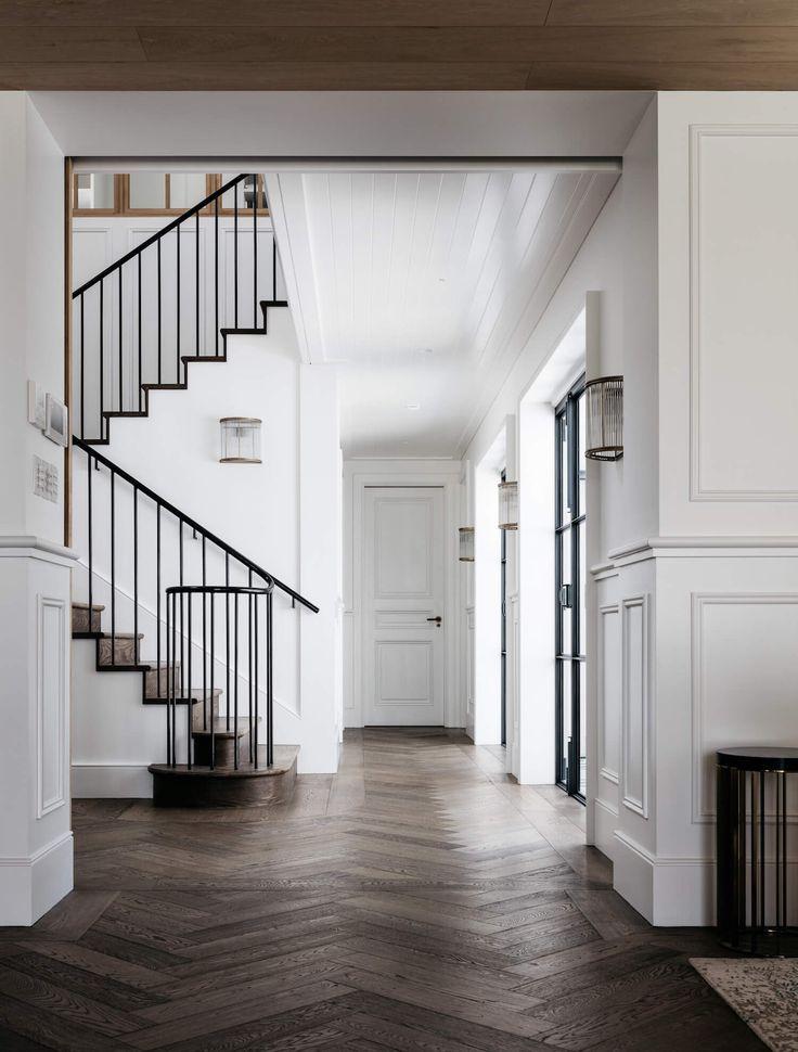 Treppenhaus modernisieren  zozopuffpuff | Living | Pinterest | Flure, Treppe und Treppenhaus