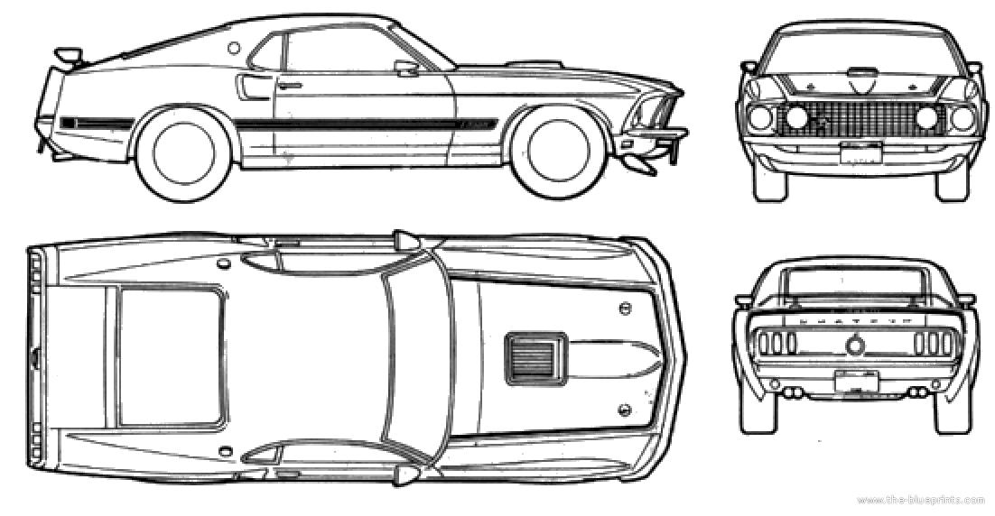 Gt40 Chassis Plans Projetos De Carros Carros