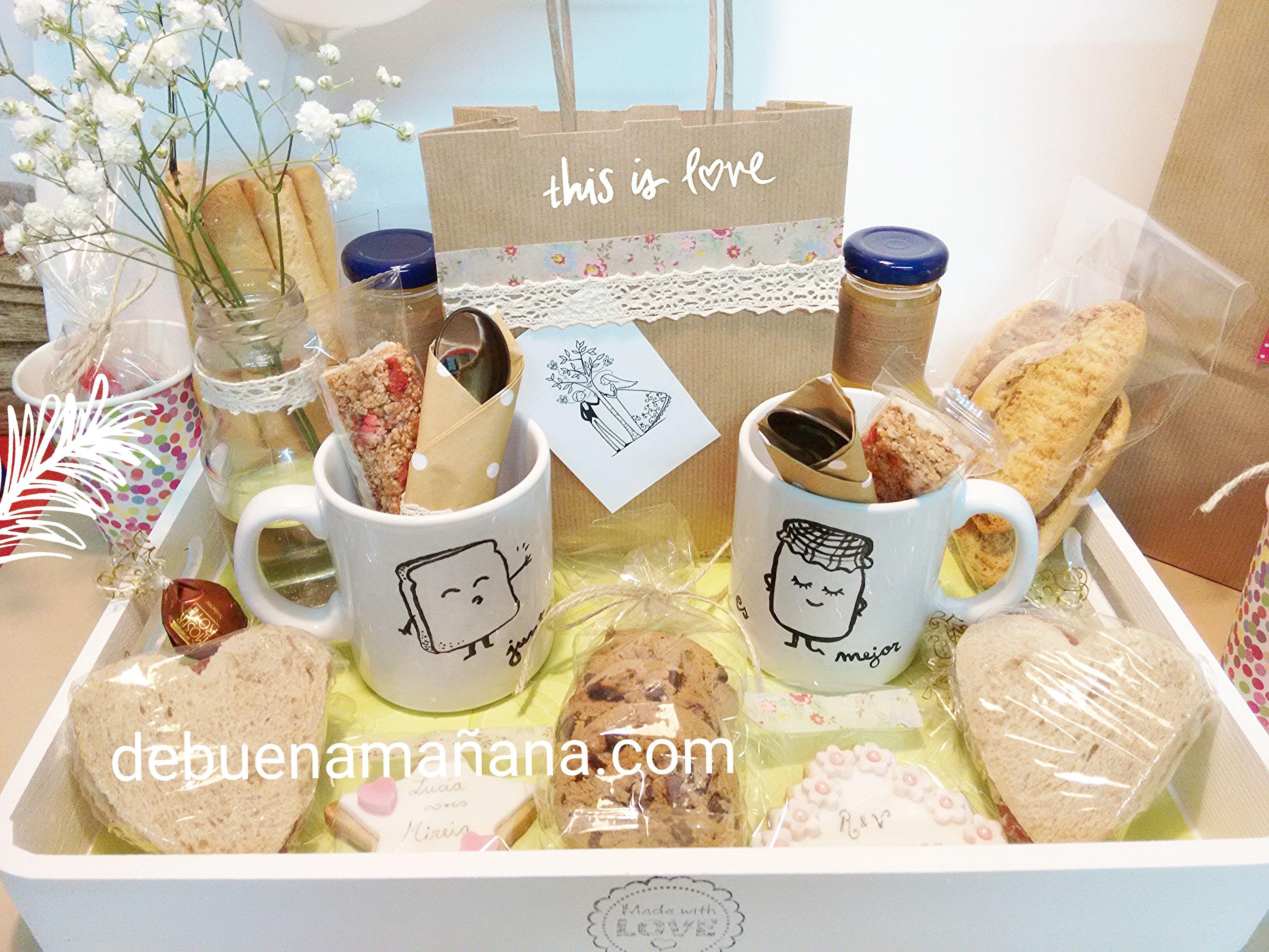 Desayuno pre boda desayunos sorpresa desayunos a domicilio pinterest sorpresa desayuno y boda - Regalar desayuno a domicilio madrid ...