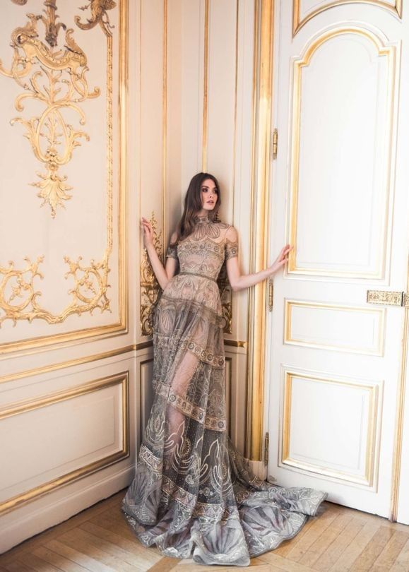 Paolo Sebastian haute couture autumn/winter 17/18
