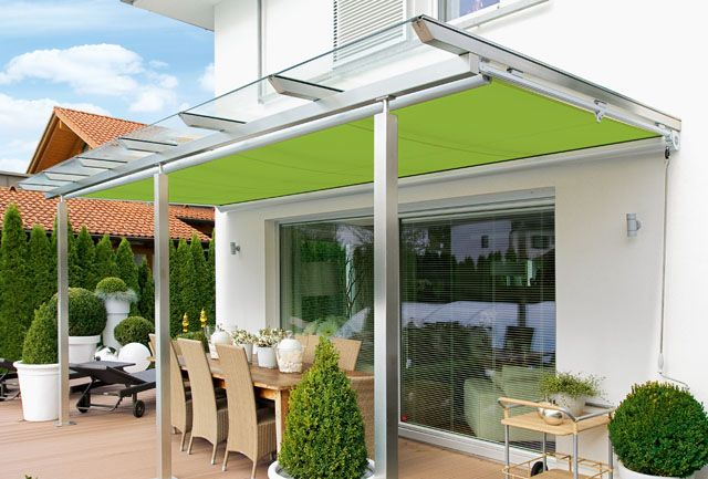 Glass Awnings And Canopies | ... The Photo Gallery For Marklux Skylight And  Under