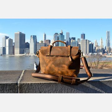 The Lonesome Traveler  by Gold Rush Leather Co.