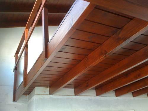 Resultado de imagen para omo hacer una escalera de madera for Construir una escalera de jardin de madera