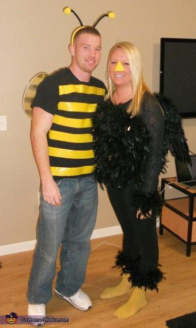 The birds and the bees halloween costume contest at costume works the birds and the bees costume halloween costume contest via costumeworks solutioingenieria Choice Image