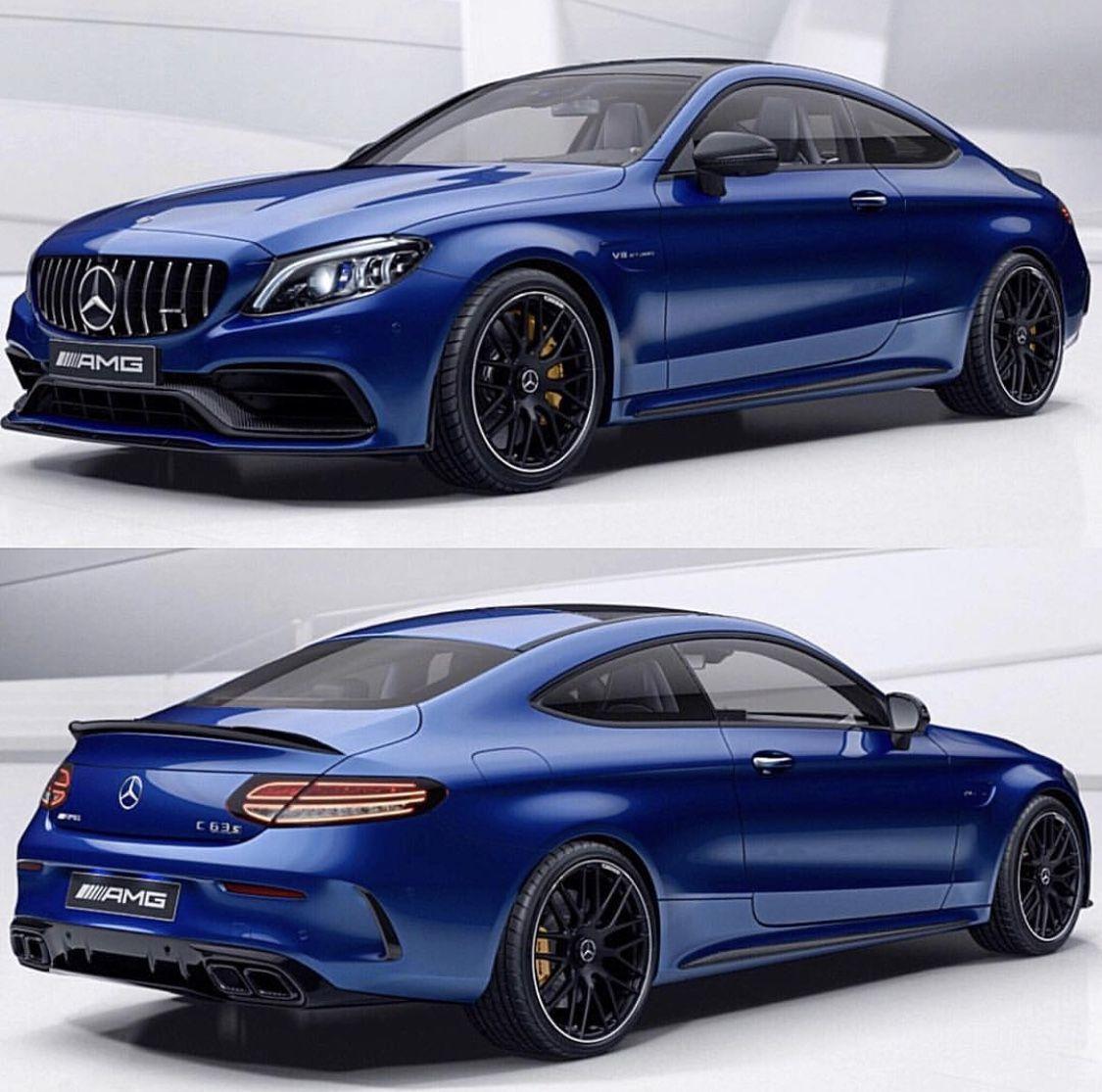 2019 Mercedes-AMG C63s