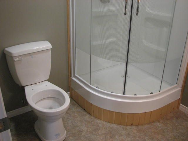 install the saniflo toilet