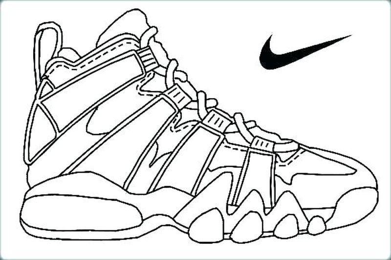Kuroko Basketball Coloring Pages In 2020 Coloring Pages Coloring Books Sneakers Illustration
