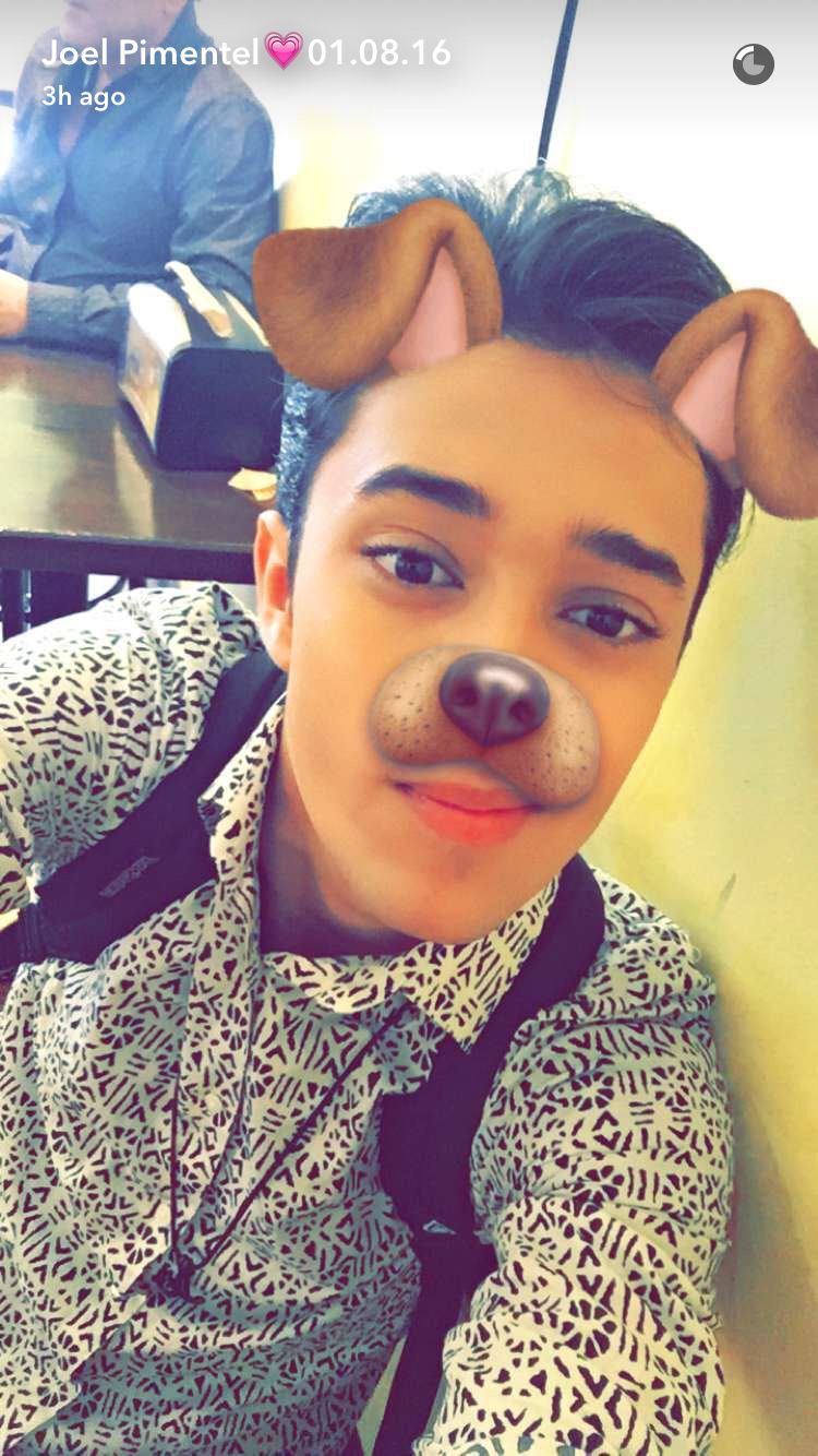 He's such an adorable puppy💙 | CNCO❤️ | Love you papa, I