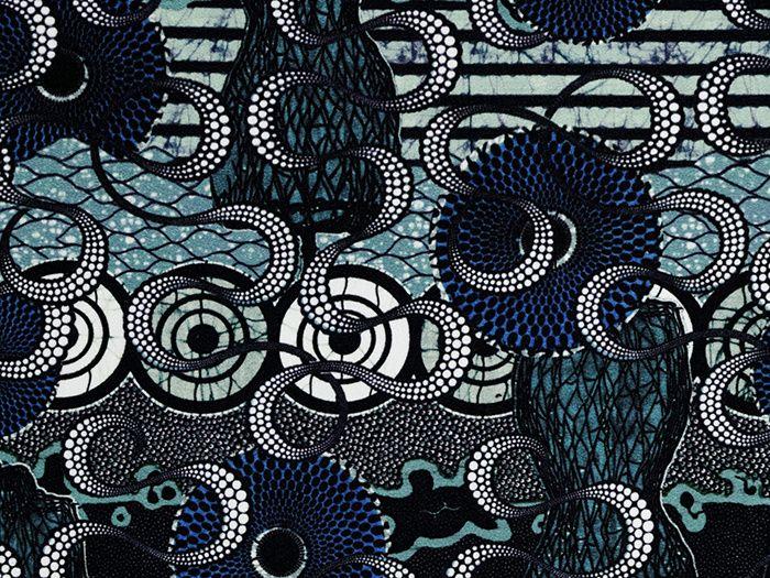 Les plus beaux tissus bleu canard tissus tapisseries et papiers peints tissu bleu tissus - Beaux rideaux salon ...