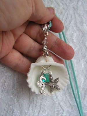 Estrella de mar encanto colgante de plata de latón hágalo usted mismo Artesanía Joyería Hacer Collar Cadena