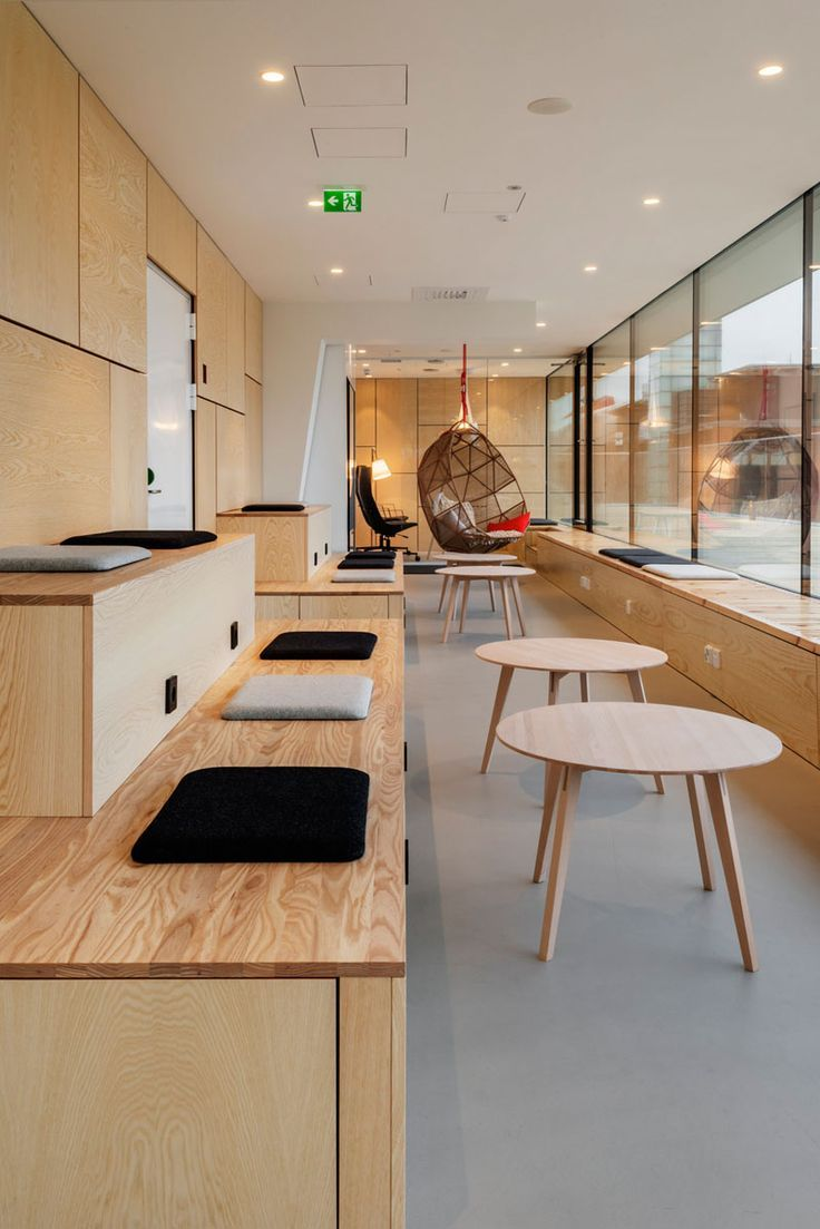homelike office interior was designed for this company in finland workspace pinterest interiors design and also rh