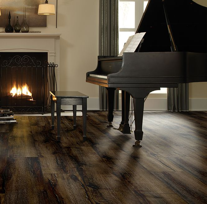 Highland Hickory 24880 Moduleo Luxury Vinyl Flooring