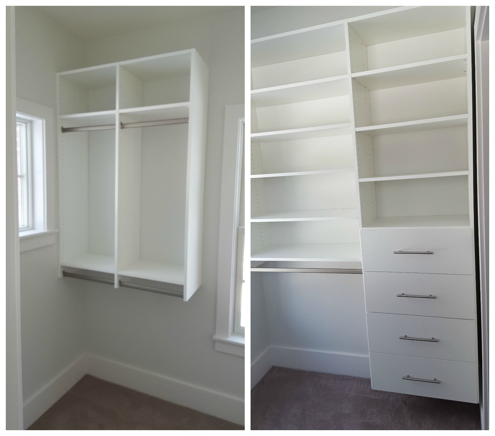 drawer white closet design brilliant systems for custom drawers furniture