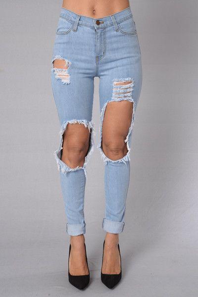 Street Smart Jeans