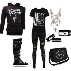 Emo clothes for both men and women - blogalways.com