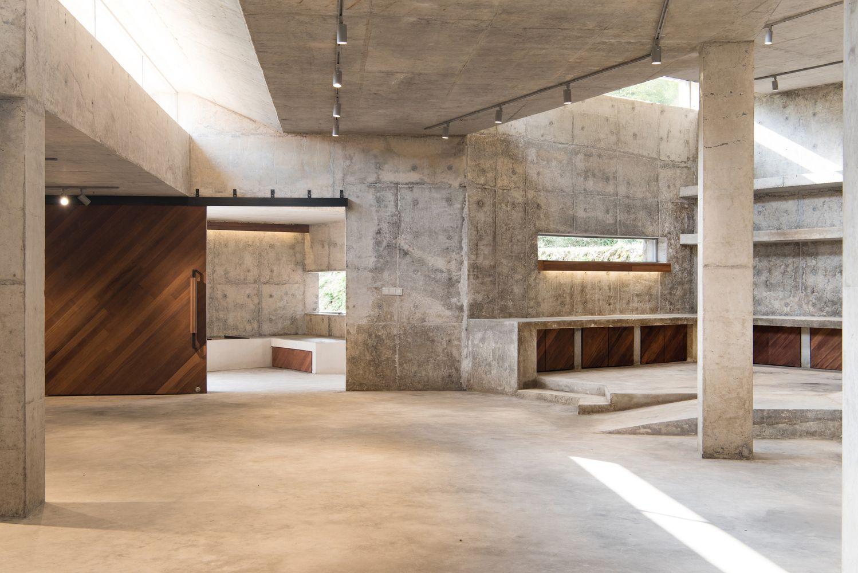 Trasformare Un Garage In Abitazione gallery of lishui two-three house distillery / nota