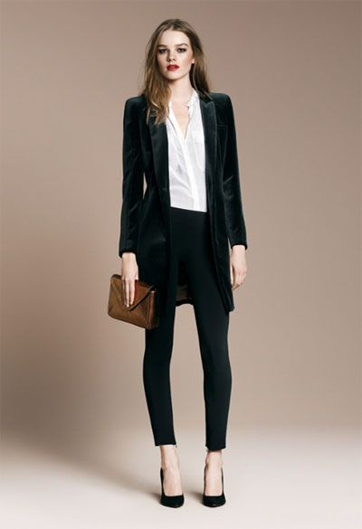 Zara Evening10 By This Is Glamorous Via Flickr Fashion Velvet Jacket Green Velvet Jacket