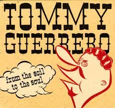 Tommy Guerrero – From The Soil To The Soul - cover by Barry McGee, a painter and graffiti artist of San Francisco.