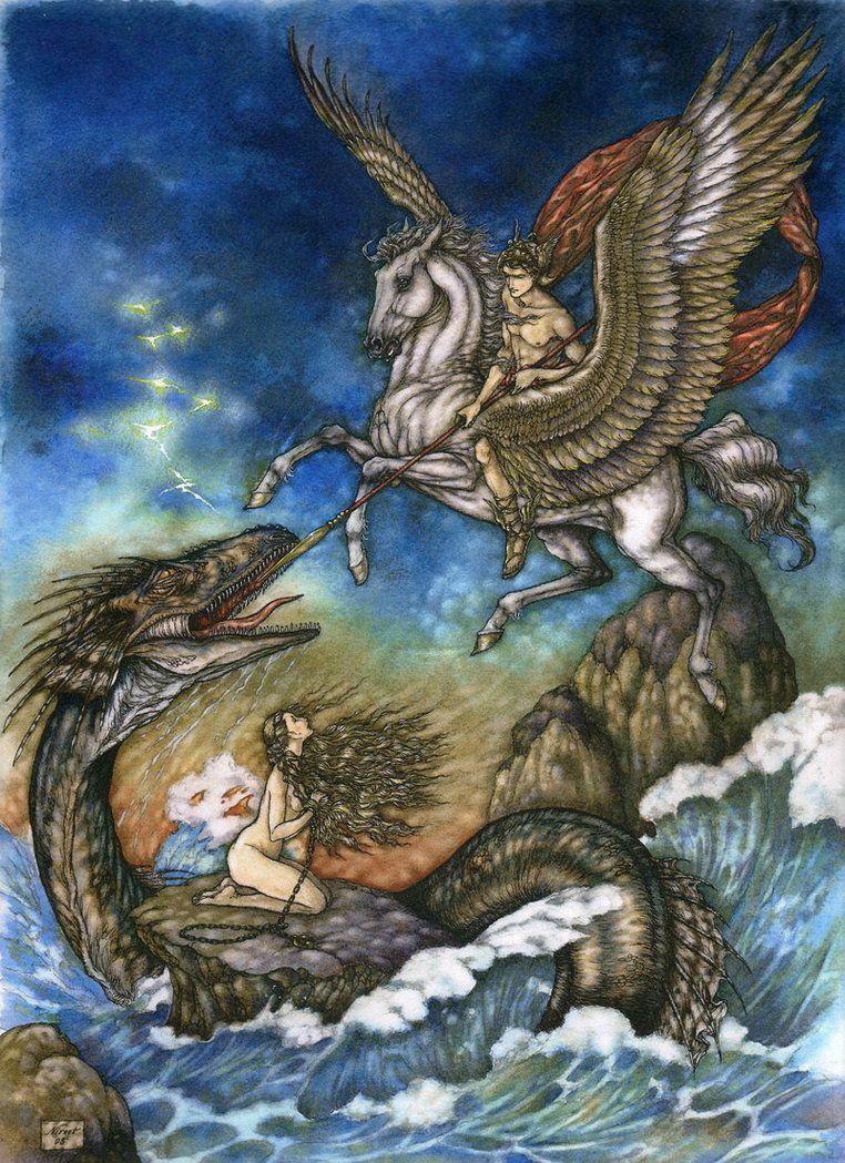 """Résultat de recherche d'images pour """"mythologie deviant art"""""""