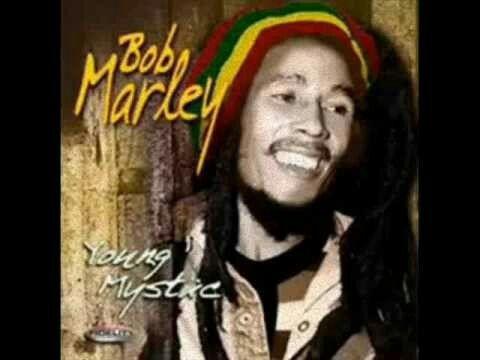 Bob Marley young mystic