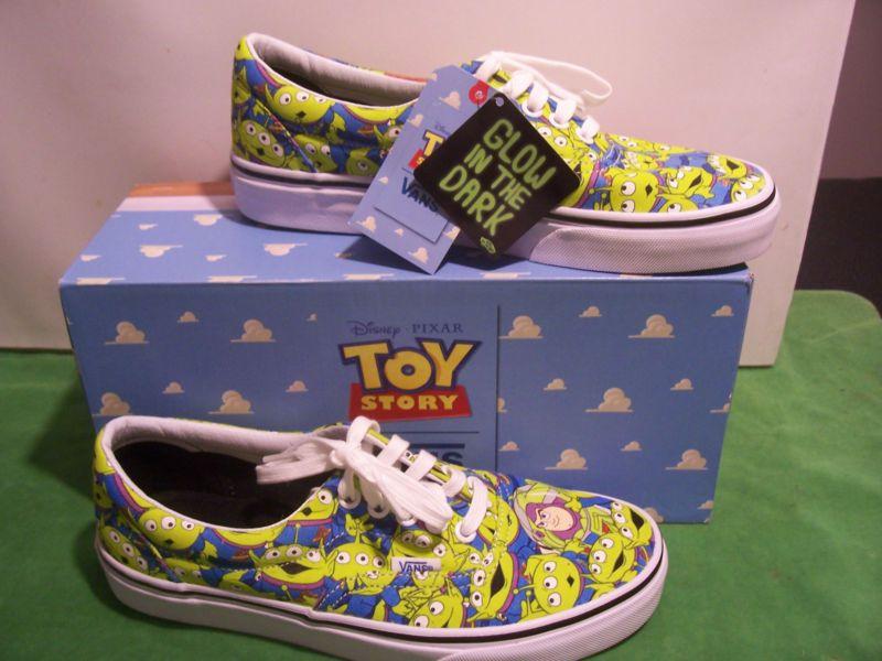 Disney Collection Pixar x Toy Story Era Vans Aliens true