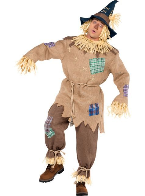 Adult Mr Scarecrow Costume ($3699) - Party City \u003c\u003e Halloween - scarecrow halloween costume ideas