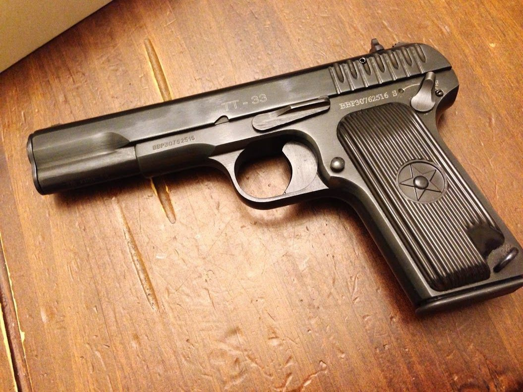 Can Someone Tell Me About This Pakistani Tokarev Someone Told