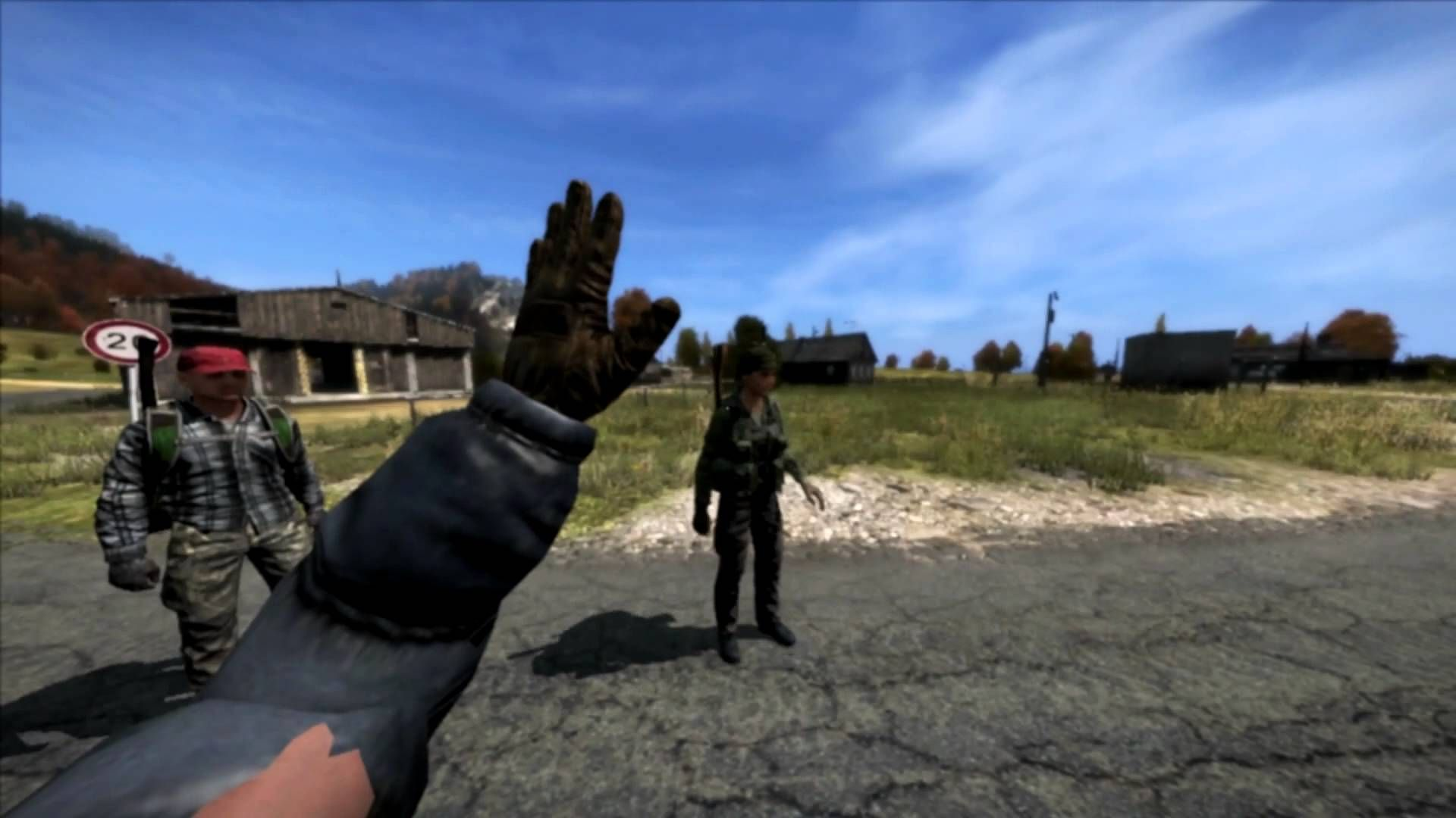 First Dayz Standalone Zombie Mmo Gameplay With Images Mmo