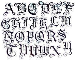 Designs Letters Alphabet Google Search Life Pinterest