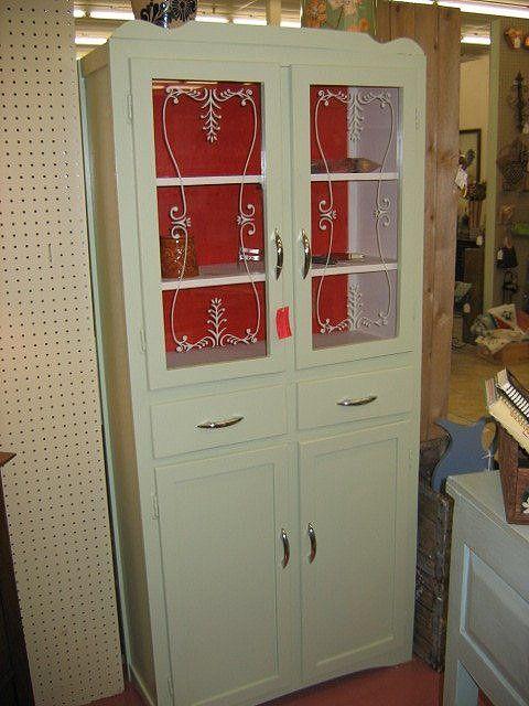 1940 S 50 S Kitchen Cabinet Price 275 00 Vintage Cupboard