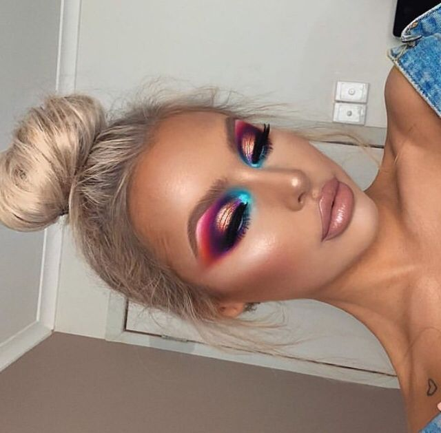 makeup step