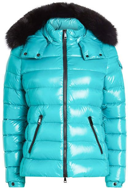 c984160ae Moncler Badyfur Quilted Down Jacket