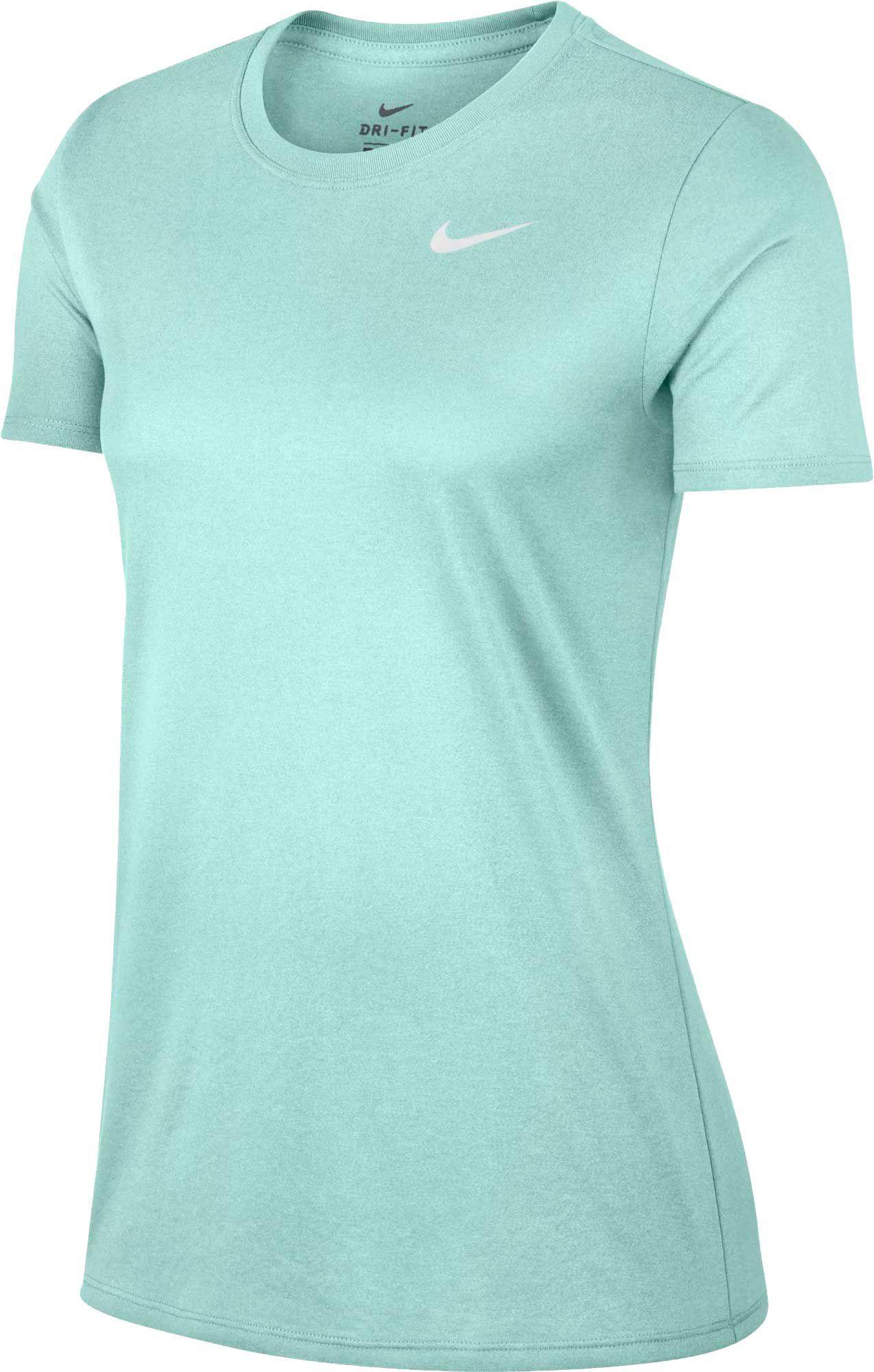 9537330dd Nike Women's Dry Heatherized Legend T-Shirt, Size: Small, Teal Tint Men's  Majestic New York Yankees #24 Gary Sanchez Navy Blue Alternate Flexbase  Authentic ...