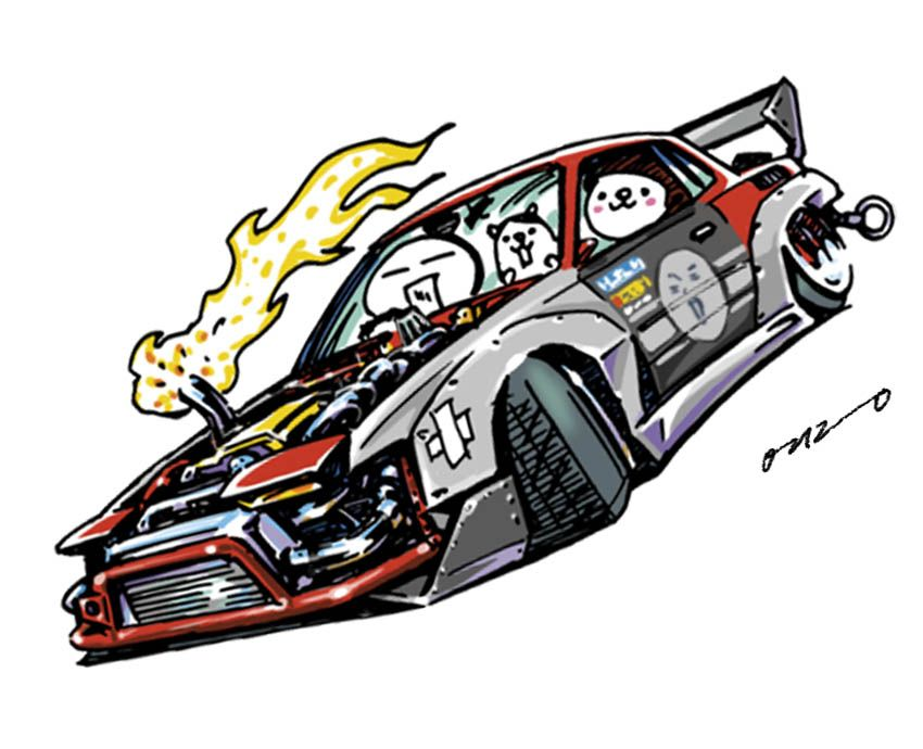Best Jdm Car Toonz Images On Pinterest Car Illustration